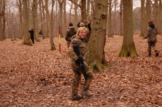 Airsoft Games - an activity for outdoor fans