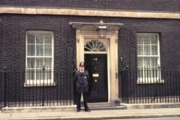 The residence of the Prime Minister is number 10 Downing Street, London.