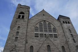 BEAUTIFUL CHURCH HOUSES ARE NOT THE DWELLING PLACE OF SATAN.