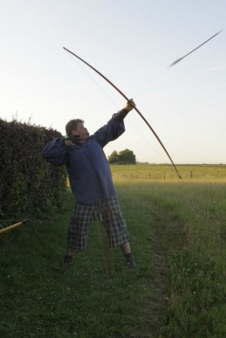 Archer's Quest (1) : Regarding the Longbow