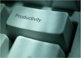 Small tasks can improve productivity at any place of business.