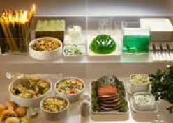 SELECTION MAKES IT FUN TO EAT AT ANY RESTAURANT THAT OFFERS CUSTOMERS AN ALL-YOU-CAN-EAT-BUFFET.