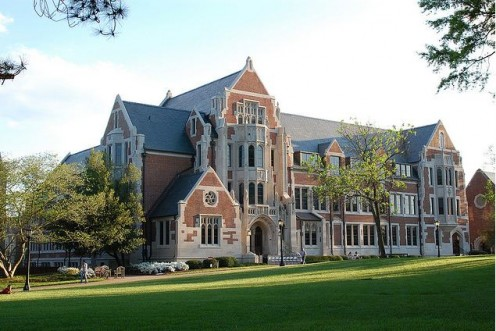 Agnes Scott Campus Library