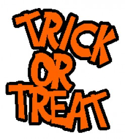 What is your memorable trick-or-treating experience?