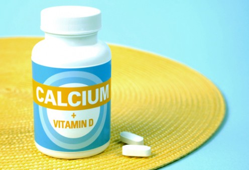 Calcium and Vitamin D Prevent Osteoporosis (Vitamin and Mineral Supplementation)