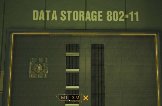 Deus Ex Human Revolution Data Storage Room 802-11 and finding the Truth