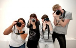 Photography Class guidelines to Digital SLR Cameras