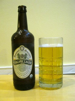 Samuel Smith's Organic Lager - Beer Review