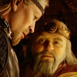 What is the lesson in morality in Beowulf?