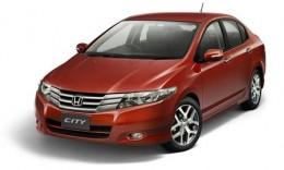 Honda City Model 2012