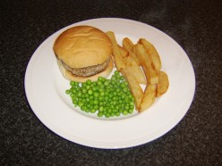 Homemade Burger Recipes: English Themed Burgers