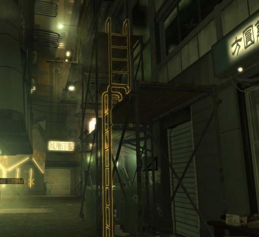 Deus Ex Human Revolution Getting Into Harvester Hideout