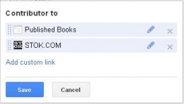 Figure 5: Contributor Sites