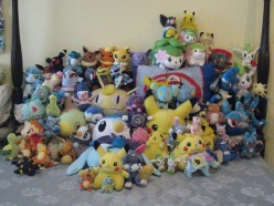 Stuffed Pokemon Plushies - Awesome Pokemon Toys for All Occasions