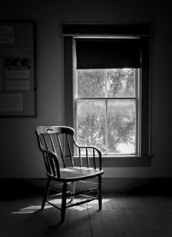 The empty chair - A Poem