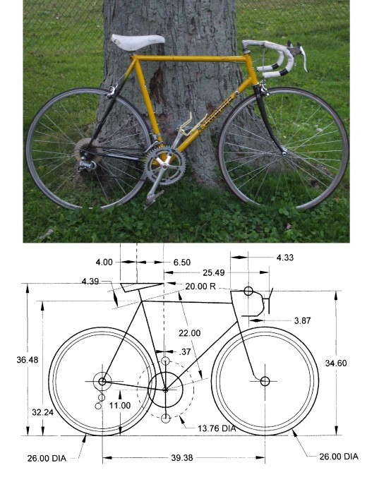 Kurahara Road Bike Set-up