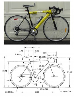 Vision Orion Road Bike Set-up