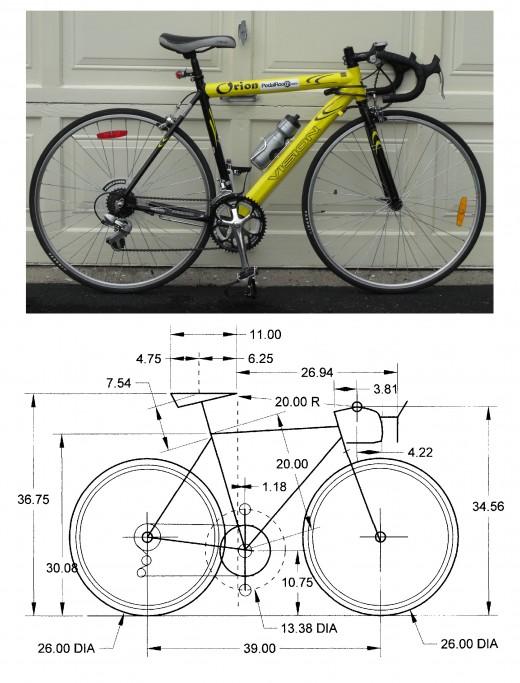 Vision Orion Road Bike Set-up