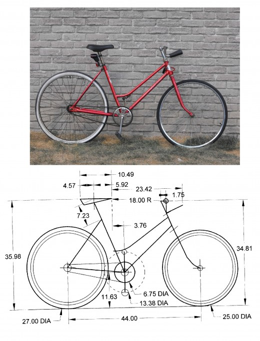 CCM Bike Set-up