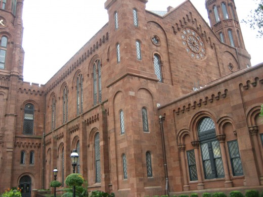 The Castle at the Smithsonian