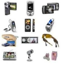 Chinese gadgets