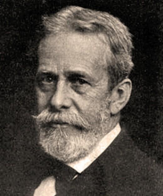 JOHN FRANKLIN GOUCHER
