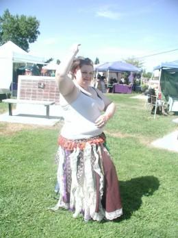 Me. I love my costume