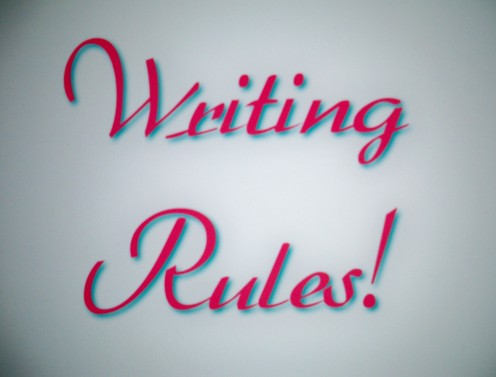 Learn to Love Writing by Learning the Rules!