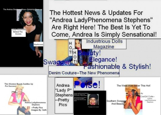 Images Of Andrea Lady Phenomena Stephens