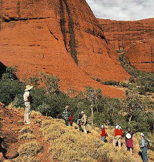 Hiking in Australia