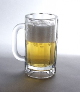 Beer for your slugs! It's an organic slug killer.