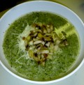 Easy Broccoli and Cauliflower Soup Recipe