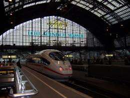 European Rail Station