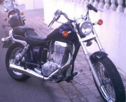 Suzuki Savage 650