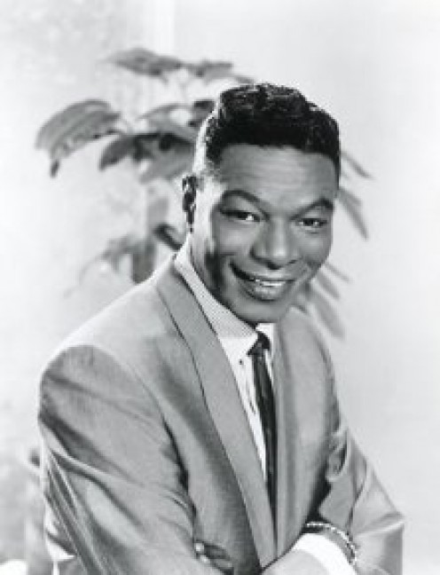 "Nat King Cole had THE smoothest voice of all the singers in my memories. That is why I love to sing his hit, ""Unforgettable,"" when I am taking a shower."