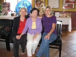 Me, Aunt Esther, & Danette