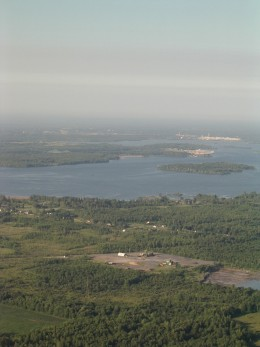 St. Lawrence River Power Dam