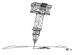 The World's First Earthscraper