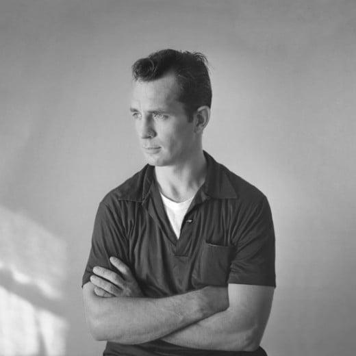 Kerouac in 1959