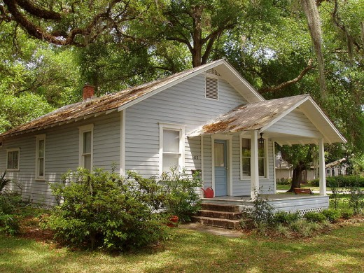 Jack Kerouac house in Winter Park, Florida