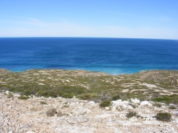 The Southern Ocean and the Great Australian Bight S.A. in the vacinity of the incident mentioned.