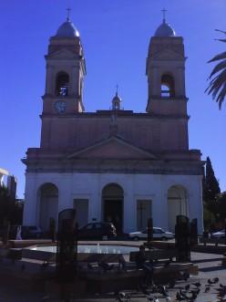 """Catedral San Fernando"" in Maldonado, Uruguay"