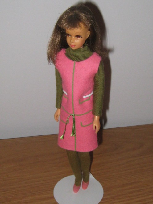 Francie Doll in Quick Shift