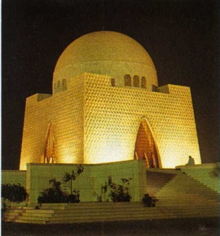 Quaid's Mausoleum