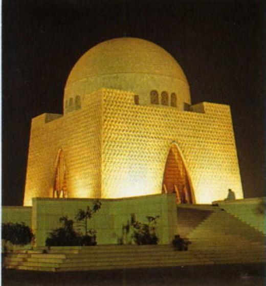 Quaid's Mausoleum