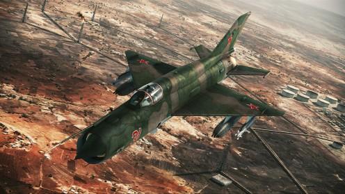 MiG-21bis Fishbed
