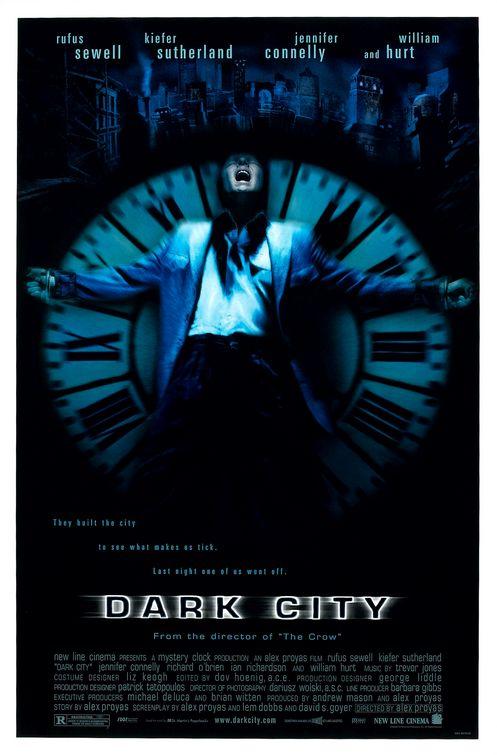 Dark City Movie Poster