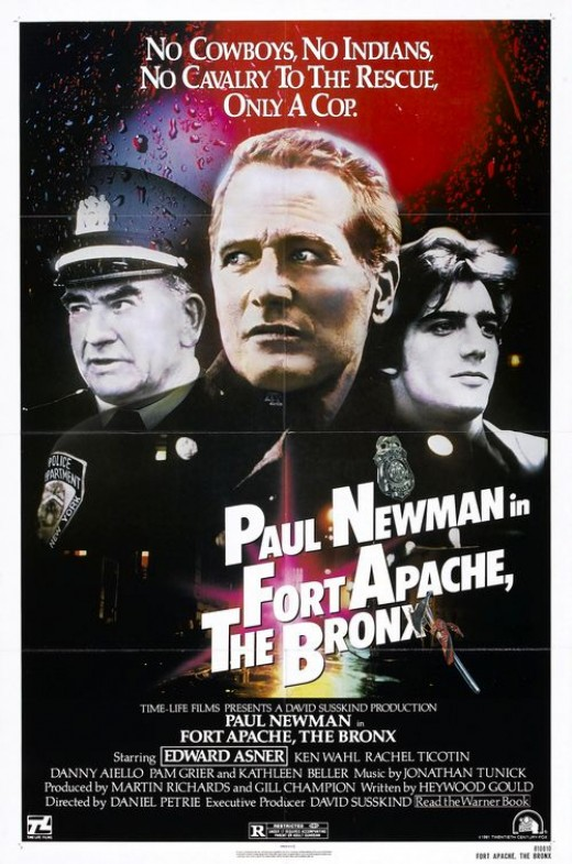 Fort Apache, The Bronx Movie Poster