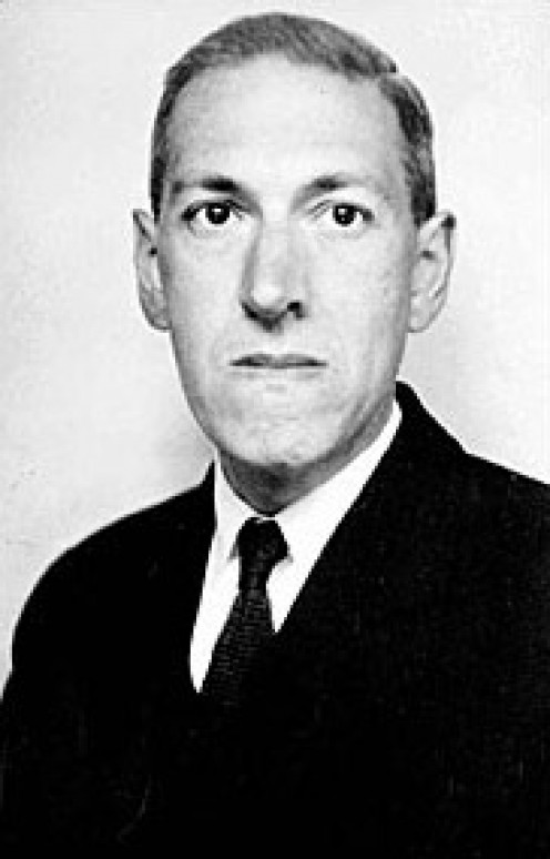 H.P. Lovecraft in 1934