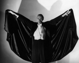 Carradine's portrayal of The Count
